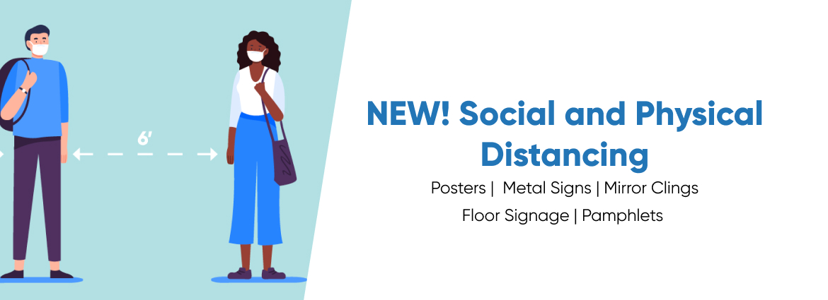 New Social Distancing Products Now Available