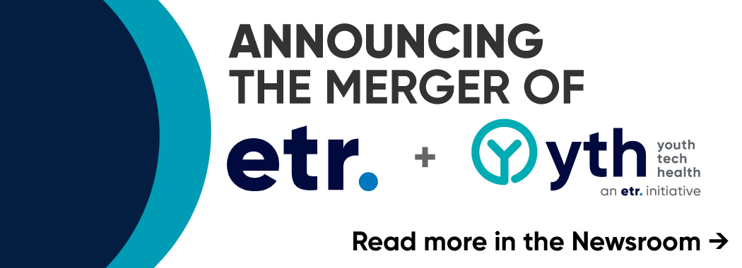 Announcing the merger of ETR and yth