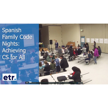 Spanish Family Code Night