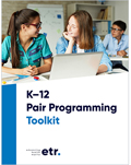 K-12 Pair Programming Toolkit