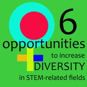 6 Opportunities to Increase Diversity in STEM-Related Fields