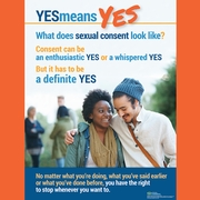 Say It Loud & Clear: Yes Means Yes!