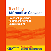 ETR Announces New Publication Teaching Affirmative Consent