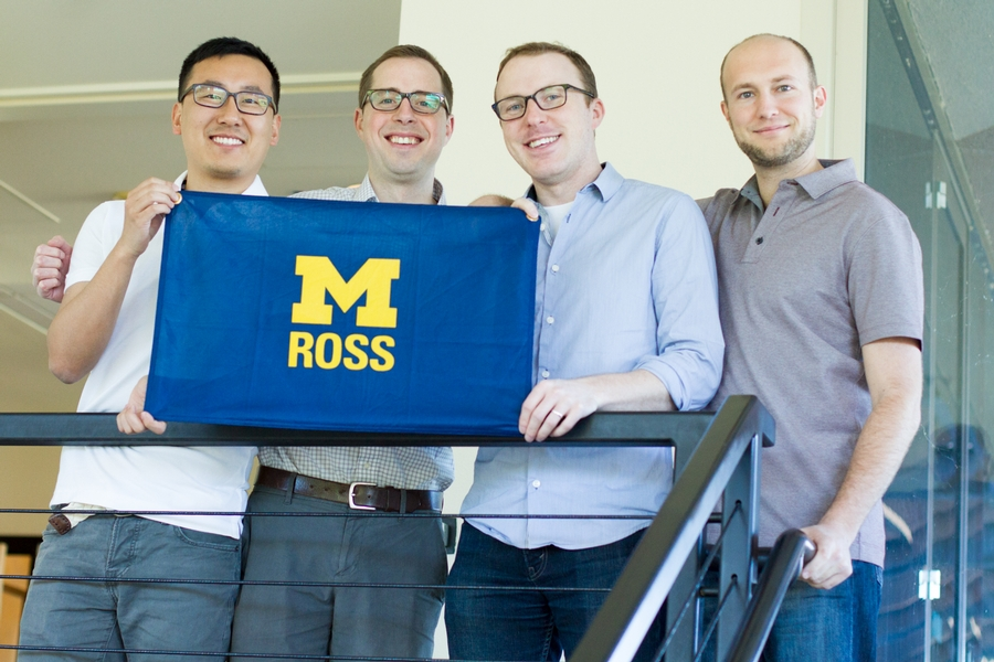 ETR Welcomes MBA Team from University of Michigan - ETR