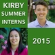 ETR Welcomes 2015 Kirby Summer Interns