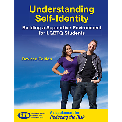 Understanding Self-Identity LGBTQ Supplement for Reducing the Risk