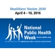 Celebrating National Public Health Week
