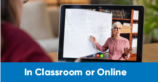 In Classroom or Online: Take a Tour