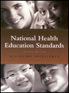 National Health Education Standards cover